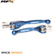RFX Race Series Forged Flexible Lever Set (Blue) Yamaha WRF 250-450 05-14