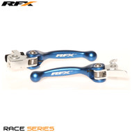 RFX Race Series Forged Flexible Lever Set (Blue) Husaberg TE250/300 11-13 FE450 13 FE250/350 2013