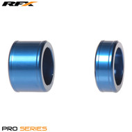 RFX Pro Wheel Spacers Front (Blue) Yamaha YZF250/450 14-17