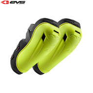 EVS Option Elbow Guards Youth (Hi Viz Yellow) Pair Size Youth
