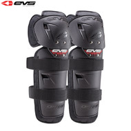 EVS Option Knee Guards Adult (Black) Pair Size Adult