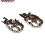 Pro Pegs Titanium MX Footrests (Ti) Honda CRF150 07-17 CR125/250 02-07 CRF250/450 02-17