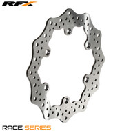 RFX Race Rear Disc (Black) Suzuki RM125/250 89-98 DRZ400 00-09