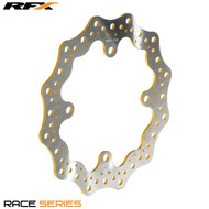 RFX Race Rear Disc (Yellow) Suzuki RMZ250 07-17 RMZ450 05-17