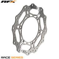 RFX Race Front Disc (Black) Yamaha YZ125/250 92-00 YZF400/426 98-99