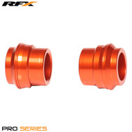 RFX Pro Wheel Spacers Front (Orange) KTM SX All Models 125-450 15>On EXC All Models 16>On