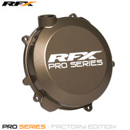 RFX Pro Clutch Cover (Hard Anodised) KTM SX125/150 16>On Husqvarna TC125 16>On