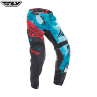 Fly 2017 Kinetic Crux Youth Pant (Teal/Black/Red)