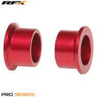 RFX Pro Wheel Spacers Rear (Red) Suzuki RMZ250 07-17 RMZ450 05-17
