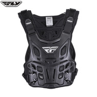 Fly Revel Chest Protector (Black) Size Adult Universal