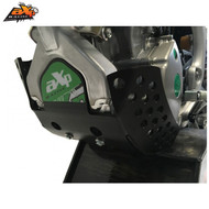 AXP GP Skid Plate Inc Wings Kawasaki KXF250 17>On
