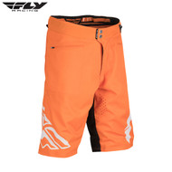 Fly Bike Radium MTB Adult Short (Orange/White)