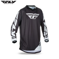 Fly Universal 2.0 Adult Jersey Black
