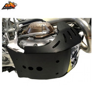 AXP GP Skid Plate Inc Wings Husqvarna FE250/350 17>On