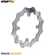 RFX Race Rear Disc (Blue) Husqvarna TC85 14>On