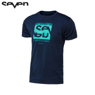 Seven Casual Adult Tee (Noise Navy)