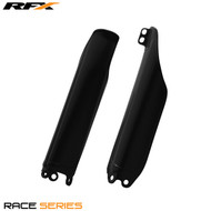 RFX Fork Guards Honda (Black) CR125/250/500 90-07 CRF250 0>On CRF450 02>On CRFX250 04>On CRF450X 05>On