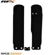 RFX Fork Guards KTM (Black) SX65 02>On