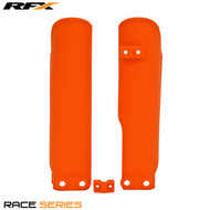 RFX Fork Guards KTM (Orange) SX65 02>On