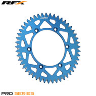 RFX Pro Series Elite Rear Sprocket Husqvarna TC65 17>On (Blue) Various Sizes