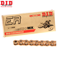 DID Chain 520 x 120 MX Racing Gold Chain