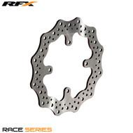 RFX Race Rear Disc (Black) Honda CR80/85 96-07 CRF150 07>On