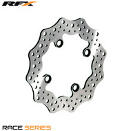 RFX Race Front or Rear Disc (Black) Kawasaki KX65 00-16 RM65 03-05