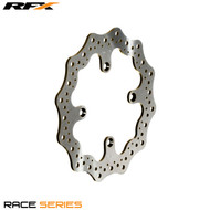 RFX Race Rear Disc (Black) Suzuki RM85 05>On