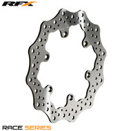 RFX Race Rear Disc (Black) Suzuki RM125/250 00-05 DRZ400SM 05-09