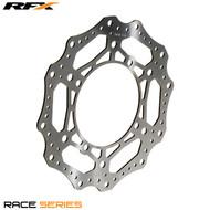 RFX Race Front Disc (Black) Suzuki RMZ250 07>On RMZ450 05>On