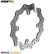 RFX Race Rear Disc (Black) Suzuki RMZ250 07>On RMZ450 05>On