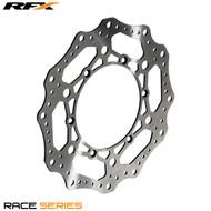 RFX Race Front Disc (Black) Yamaha YZ125/250 01-15 Yamaha YZF250 01-15 YZF450 03-15