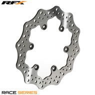 RFX Race Rear Disc (Black) Yamaha YZ125/250 02-15 Yamaha YZF250 02-15 YZF450 03-15