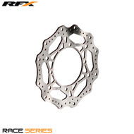 RFX Race Front Disc (Black) KTM SX50 05-16 Rear 14>On