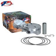 JE Pro Series Piston Kit CRF450R 09-12 Comp Ratio 12.5:1