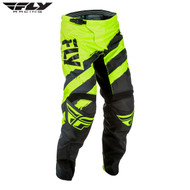 Fly 2018 F-16 Youth Pant (Black/Hi-Viz)