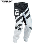 Fly 2018 F-16 Youth Pant (Grey/Black)