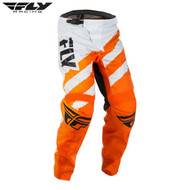 Fly 2018 F-16 Youth Pant (Orange/White)