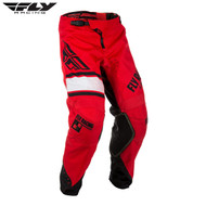 Fly 2018 Kinetic Era Youth Pant (Red/Black)