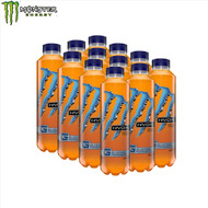 Monster Energy Drink (Hydro Tropical Thunder) Case 12 x 550ml