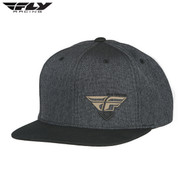 Fly FlexFit Hat (Choice Black/Khaki) Size OSFA