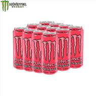 Monster Energy Drink (Pipeline Punch) Case 12 x 500ml