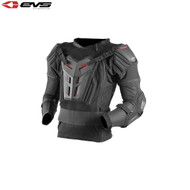 EVS Comp Suit CE Version Youth Black (Optional Sizes)