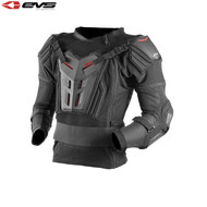 EVS Comp Suit CE Version Adult Black (Optional Sizes)