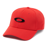 Oakley Casual 2018 Lifestyle Cap (Tincan Red/Black)