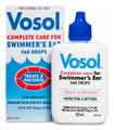 Contains Propylene Glycol Diacetate and Acetic Acid to Provide Complete Care for Swimmer's Ear