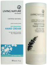 Contains Active Manuka Honey and Larch Tree Extract to Help Repair and Protect Dry Chapped Hands