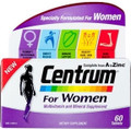 Specially Formulated with Multivitamins, Minerals and Nutrients to Support the Needs of Women