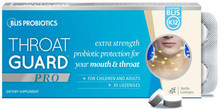 Extra Strength Probiotic Streptococcus salivarus K12 to Help Support the Natural Health of Your Mouth and Throat