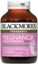 Provides 20 Important Nutrients to Support Mother and Baby During Pregnancy and Breast-Feeding